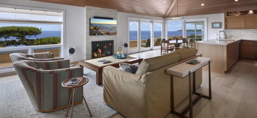 San Clemente Interior Design Beach House