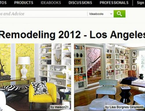 Houzz's 2012 Best Of Remodeling Award