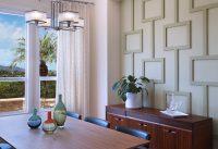 Aliso Viejo Mid-Century Modern dining room