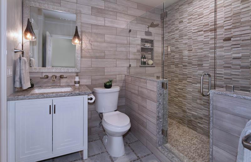 Ladera Ranch Contemporary Bathroom