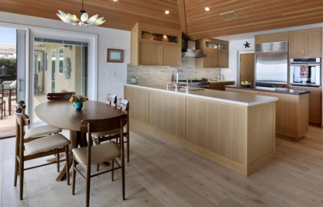 Orange County San Clemente Interior Design Kitchen & Dining