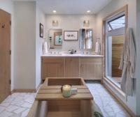 Orange County San Clemente Interior Design Master Bath