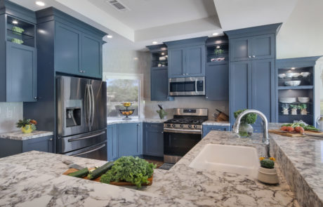 Palm Desert Kitchen Island