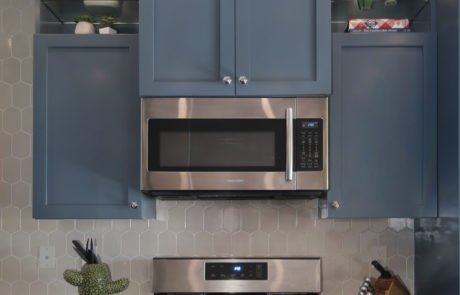 Palm Desert Kitchen Range