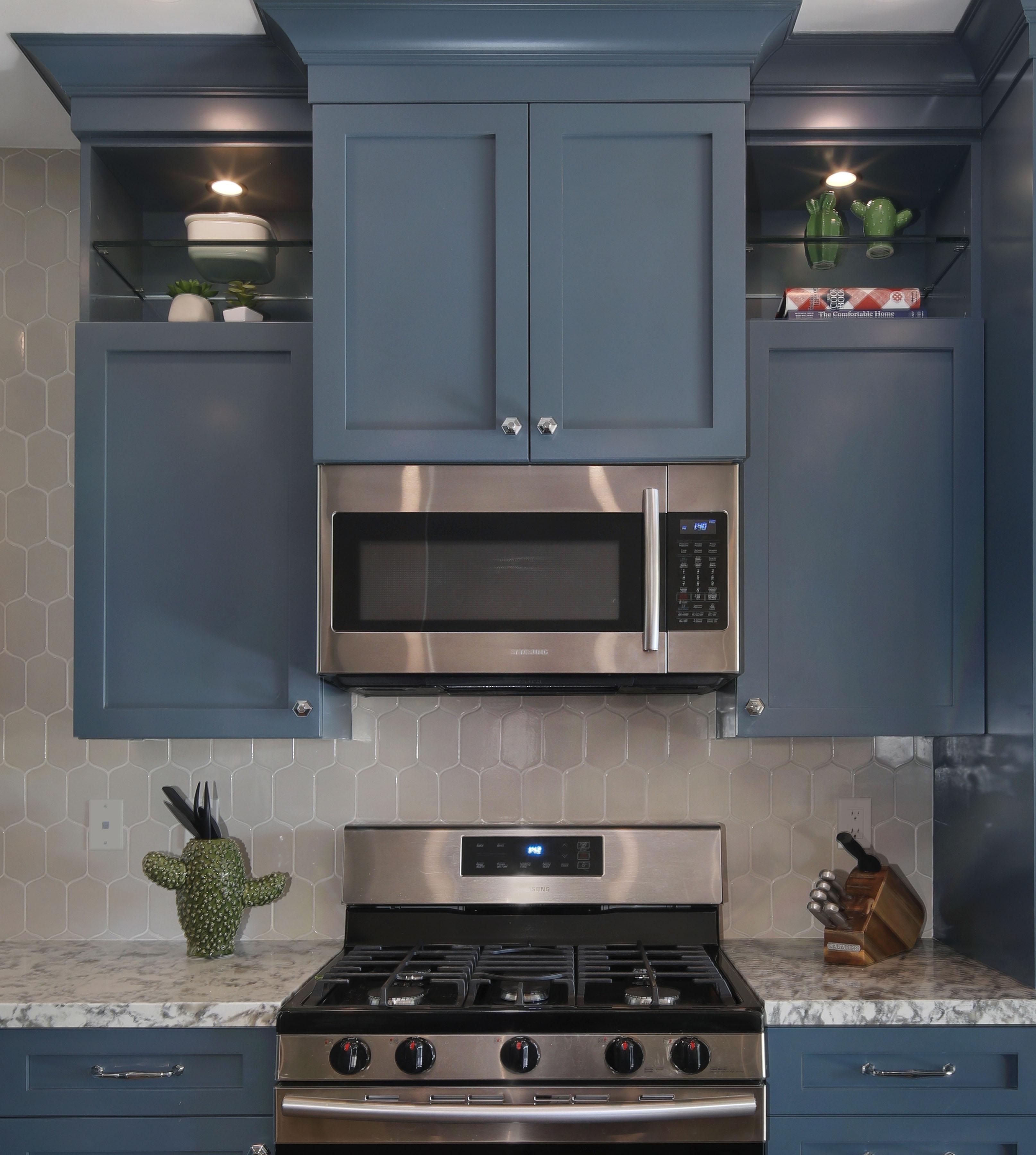 Palm Desert Kitchen Range