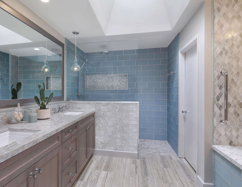 Palm Desert Master Bathroom