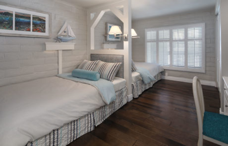 San Clemente Beachhouse Guest Bed