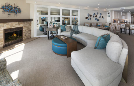 San Clemente Beachhouse Living Room 2