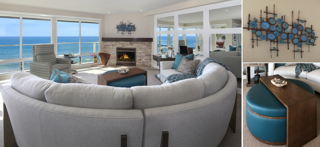 San Clemente Beachhouse Slider Living