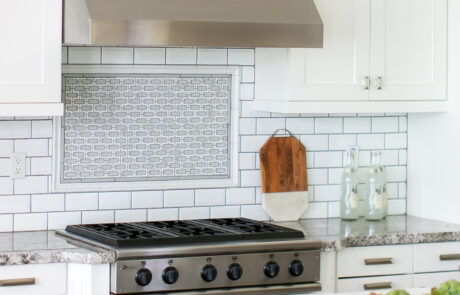 Kitchen backsplash Ladera Ranch
