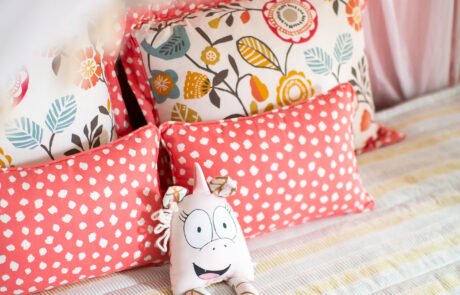 Little girls room pillows Ladera Ranch
