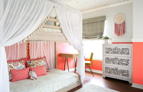 Little girls bedroom Ladera Ranch