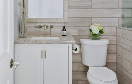 Powder bath floor Ladera Ranch