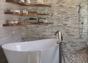 Luxury Master Bath Laguna Niguel Orange County