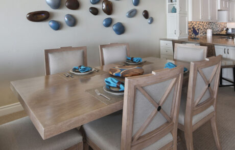Dining Room San Clemente Beach House