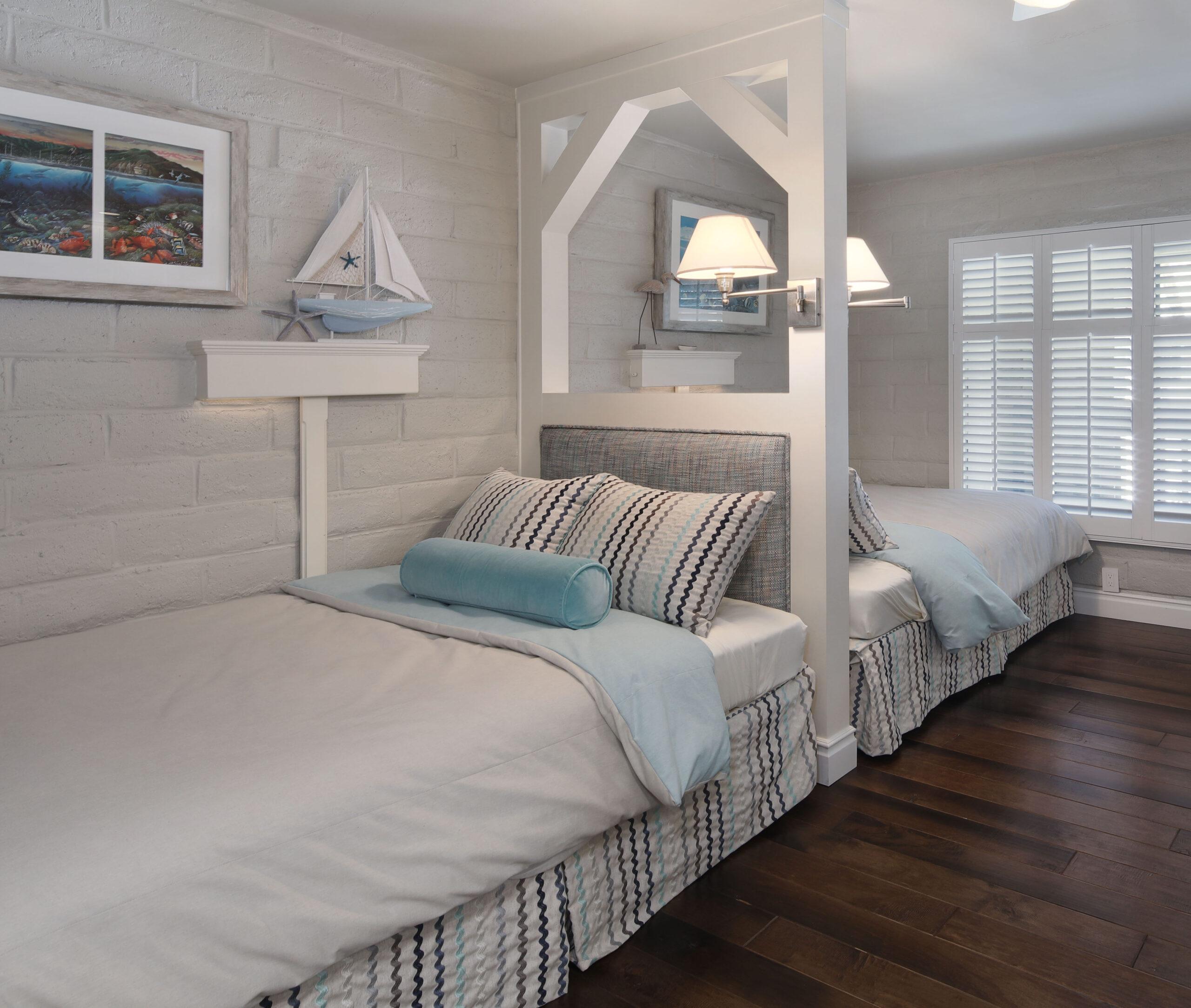 San Clemente Guest Bedroom Beach House