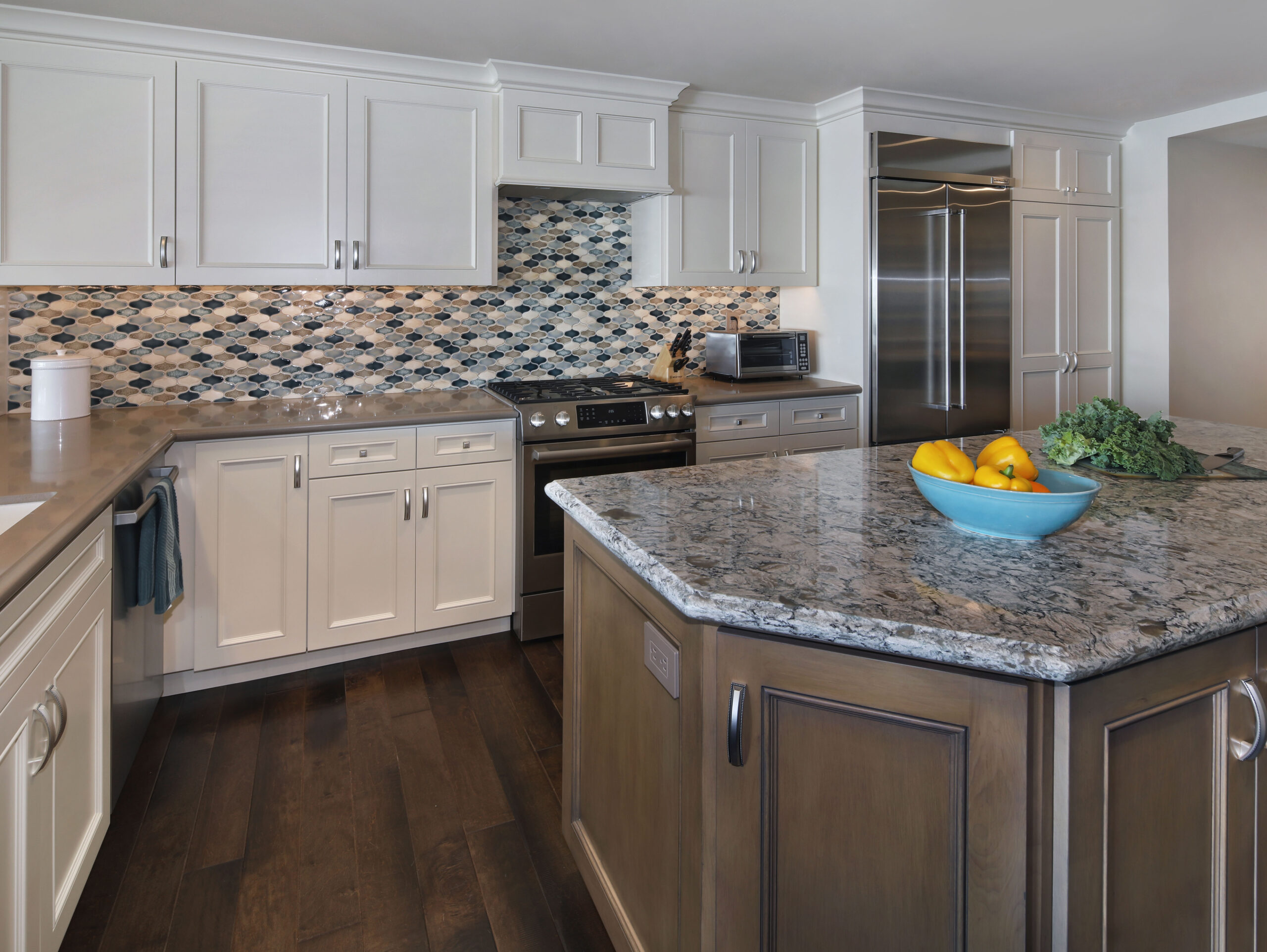 San Clemente Beach House Kitchen